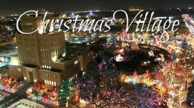 christmas village - Why Is Christmas On The 25th